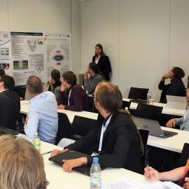 ChampNet-Präsentation auf der Mensch und Computer 2015
