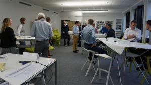 World Cafe im Innovation Lab