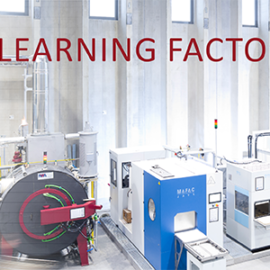 Vortrag auf der Conference on Learning Factories