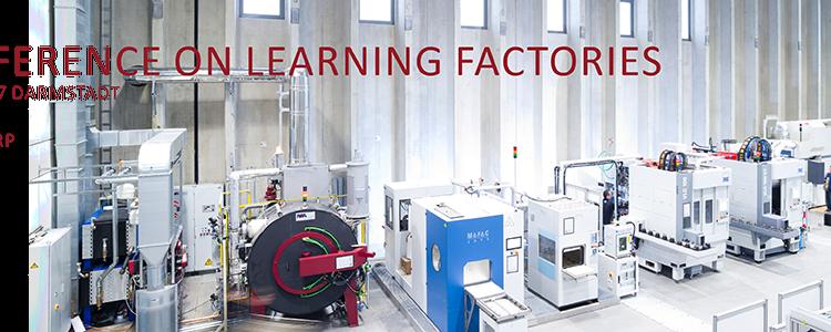 Vortrag auf der Conference on Learning Factories